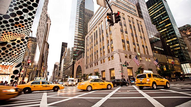 Fly Og Hotell New York