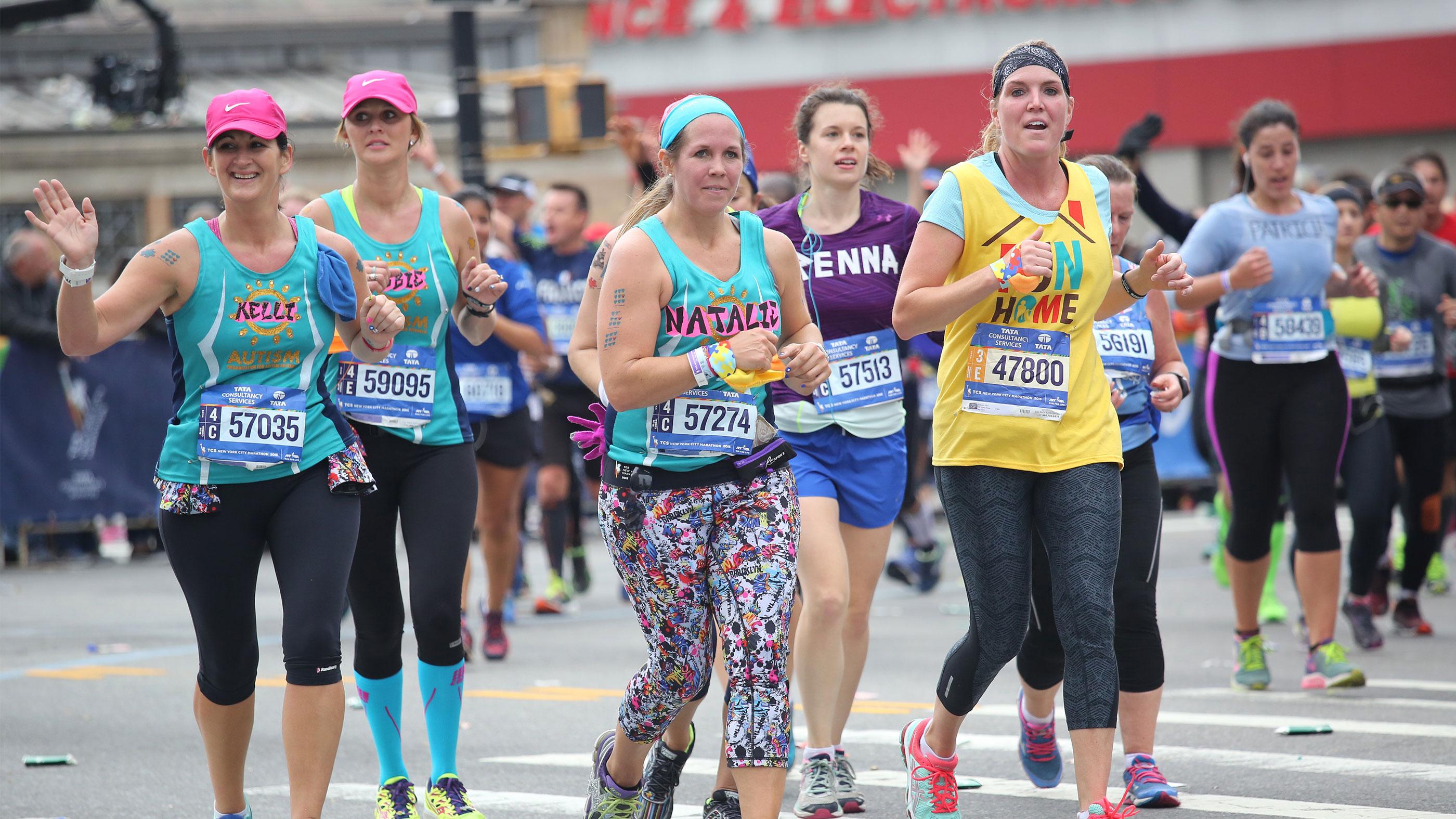 hvor meget koster new york marathon