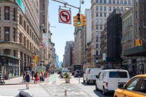 sommer new york gater vaer sesong temperatur beste anbefalt