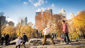 Barn ferie New York