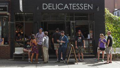 Mest populære restauranter New York
