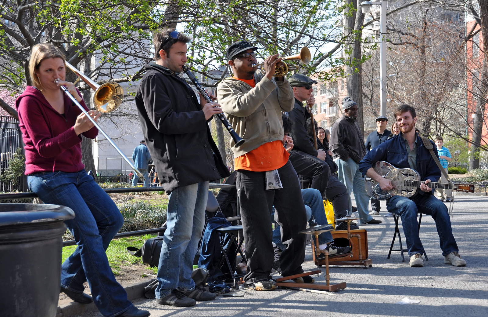Jazz i New York