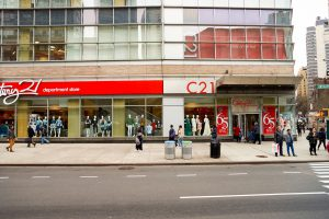 Century 21 butikk New York Manhattan forretning shopping